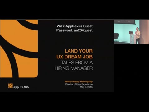 Land Your UX Dream Job (Tales From A Hiring Manager)