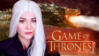 GAME OF THRONES - DAENARYS TARGARYEN  inspired HAIR TUTORIAL ft. Andy Front Films