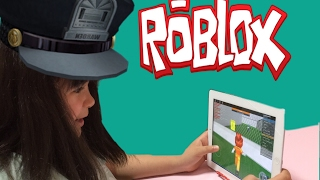 Roblox senza IPAD/TABLET ? PRISON LIFE - Alycia Mayumi