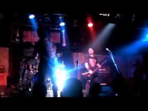 SACRED SIN «Darkside» + «In the veins...» Live