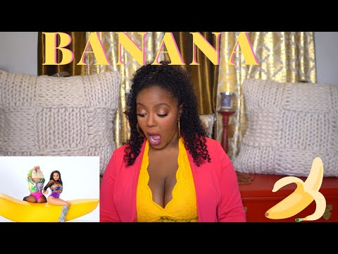 Anitta With Becky G - Banana (Official Video Reaction)