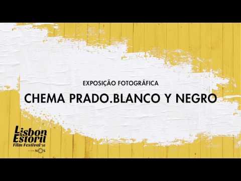 LEFFEST'16 Exposição Chema Prado. Blanco Y Negro