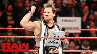 chris jericho puts 2017 super bowl champion tom brady on the list raw feb 6 2017