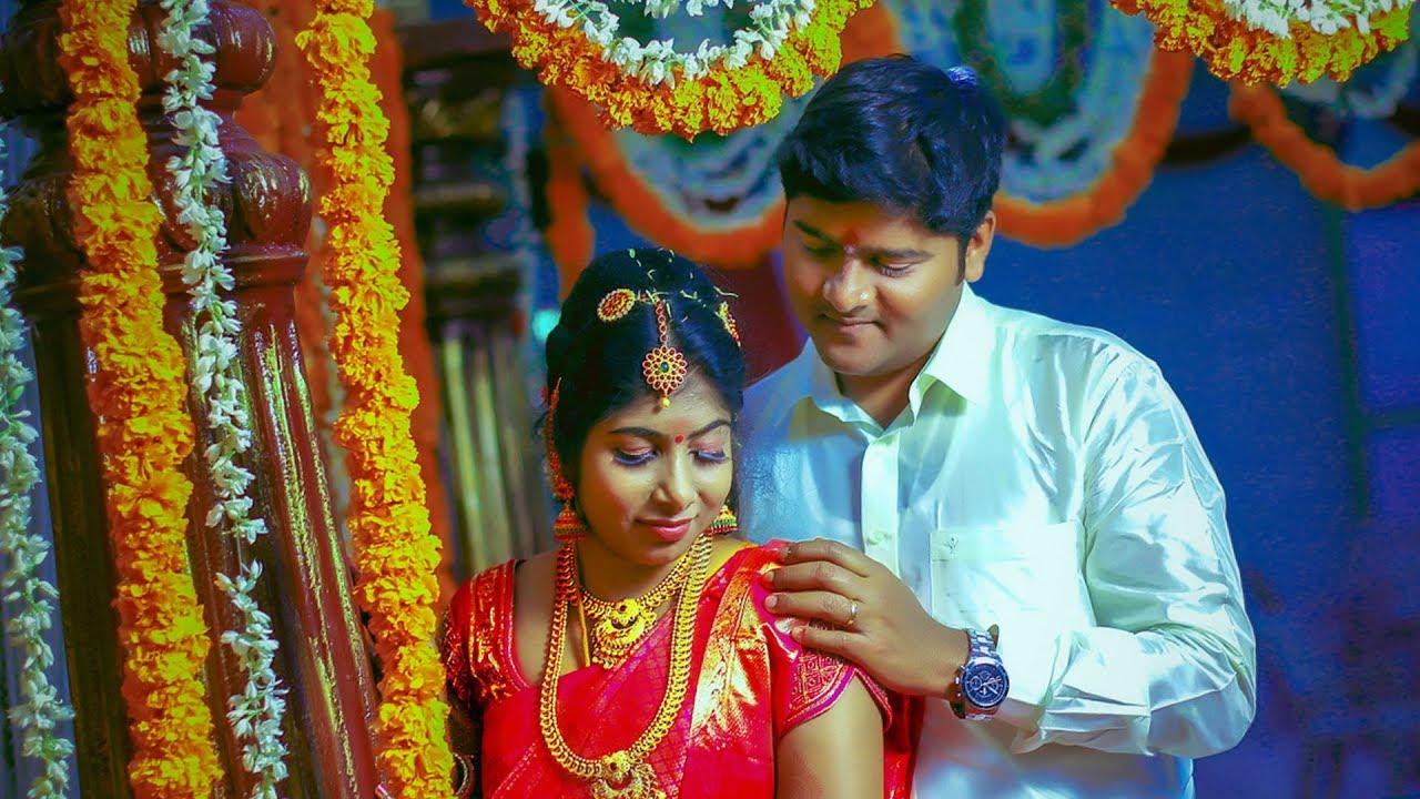 Nivedha Elencheziyan Tamil Wedding Montage Hd Youtube