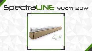 SpectraLINE 90cm 20W - Katalógový list BloomLED