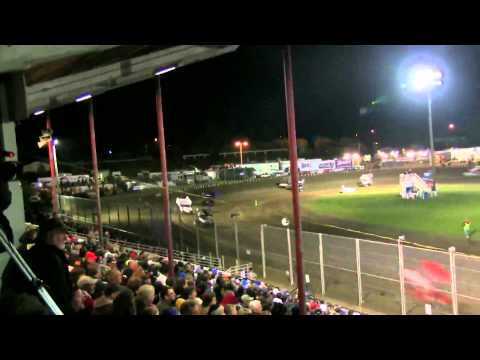 "Dominic Scelzi 8/25/12 Ocean Speedway Watsonville ""Johnny Key"" Main Event"