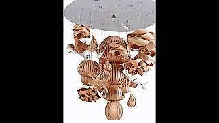 Opulentes Kronleuchter Design mit Vögel Motiven vom LZF Lamps thumbnail