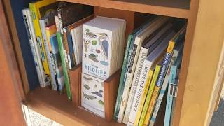 Little Free Library for Capitol Region Watershed District