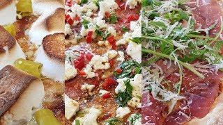Pizza Wahnsinn ft.Olli (DoktorFroid)  (mit Rezept zum nachkochen) Mori kocht