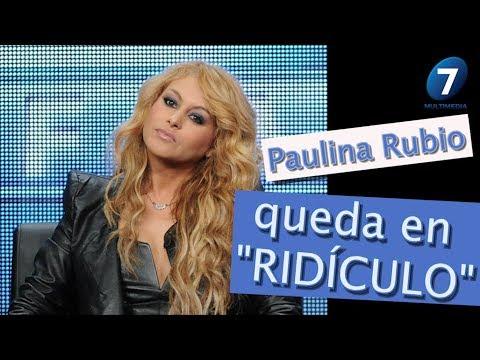 Paulina Rubio MIENTE y queda en RIDÍCULO  ¡Suéltalo Aquí! Con Angélica Palacios
