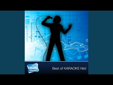 My List (In the Style of Toby Keith) (Karaoke Version)