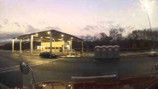 Polski Kierowca Ciężarówki za Granicą część 72 - OVERNIGHT RUN część 1