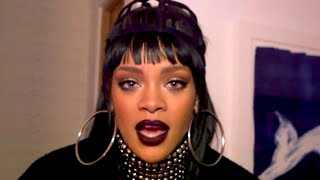 Rihanna Pranks A Sleeping Jimmy Kimmel | What's Trending Now