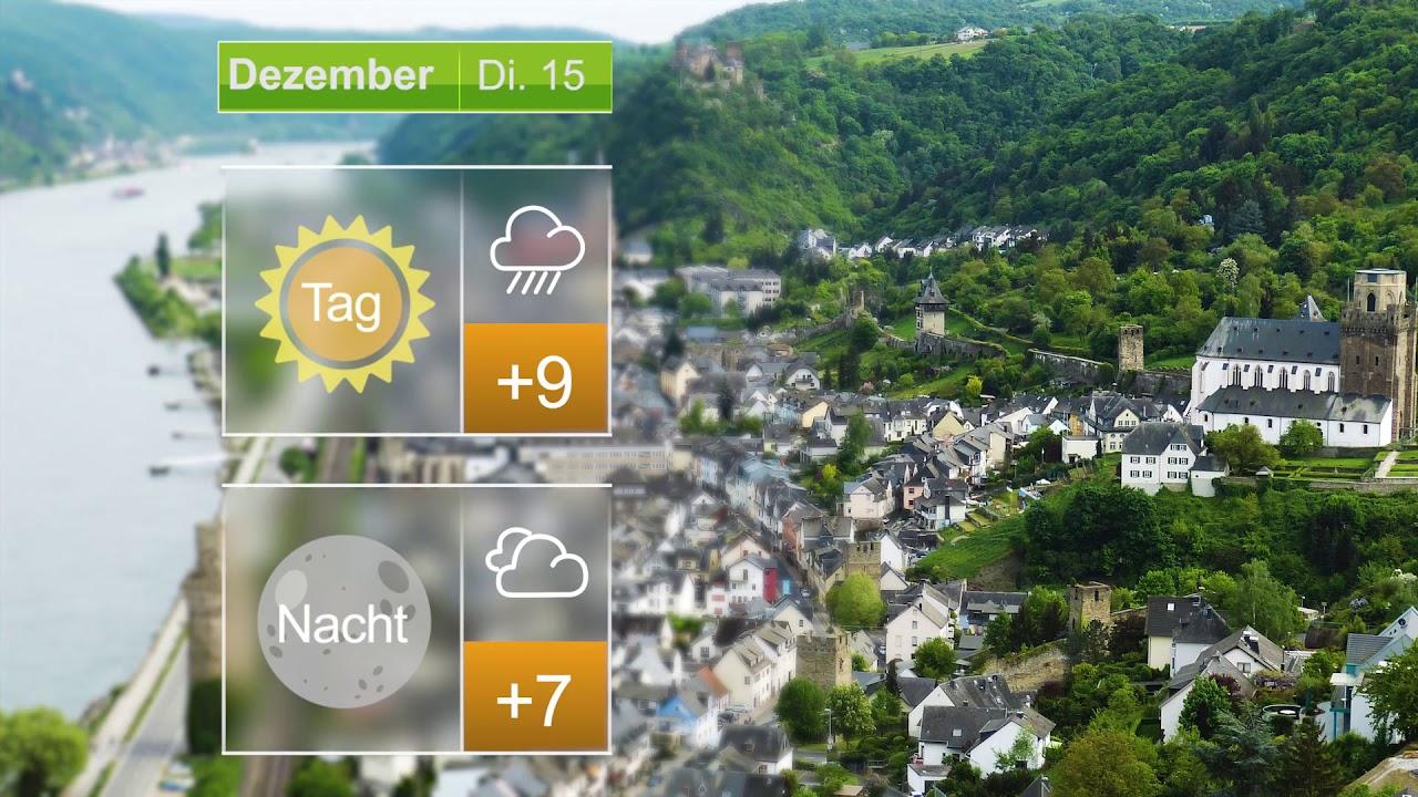 Wettervorhersage Westerwald