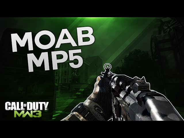 MOAB DE MP5: Gameplay dos Inscritos - (Gameplay no Ps3)