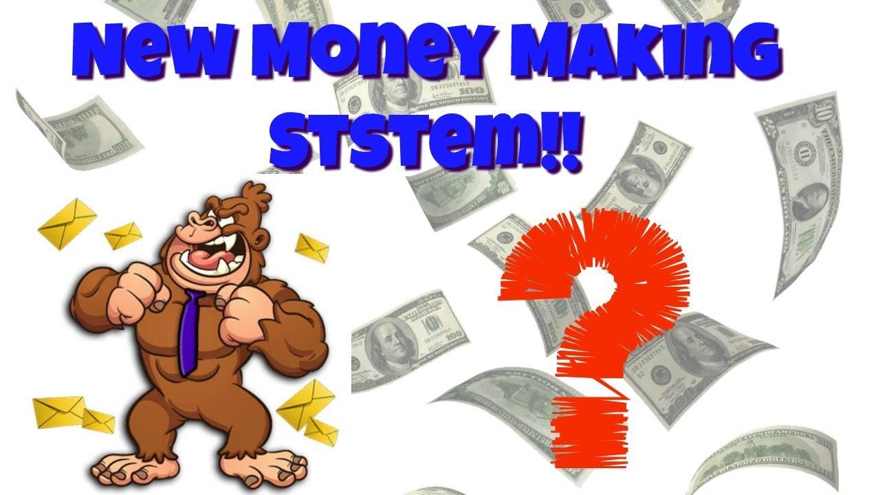 Binary money making system