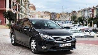 Наши Тесты  NEW Toyota Corolla 2013  1.8  140Hp
