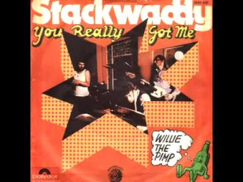 Stackwaddy - Willie The Pimp (Frank Zappa Cover)
