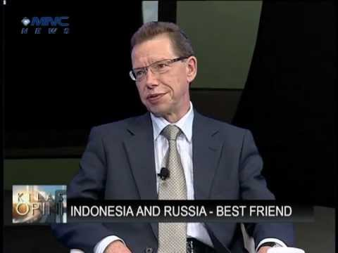 Russia and Indonesia - Best Friends. Part 1