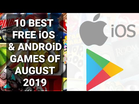 10 Best Free iOS and Android Games Of August 2019