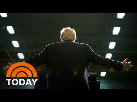 What Donald Trump Promised He'd Do In His First 100 Days | TODAY