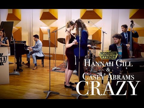 Crazy  Gnarls Barkley Space Jazz  ft Hannah Gill & Casey Abrams