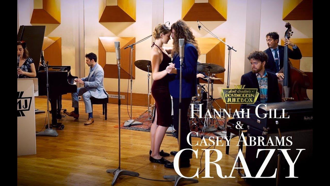 Crazy - Gnarls Barkley (Space Jazz Cover) ft. Hannah Gill & Casey Abrams