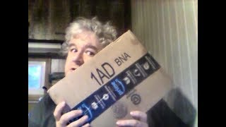 Todd Jumper sent me a package (unboxing video)