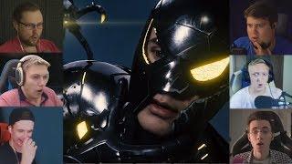 'Реакции Летсплейщиков' на Секрет Отто из Spider-Man
