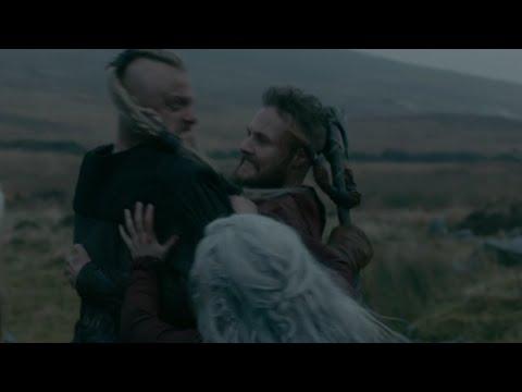 Bjorn wants to kill Rollo - Vikings S05E11