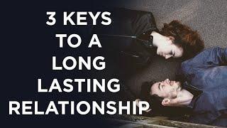 3 keys in a long lasting