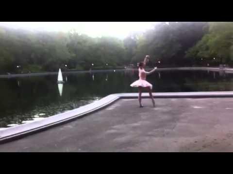 Ballet dancer in NYC