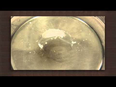 Checking Water For Dissolved Salts | Water I Chemistry