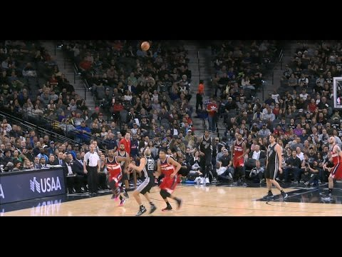 Hustle Saves by Aldridge and Ginobili Lead to a Spurs Score | 12.02.16