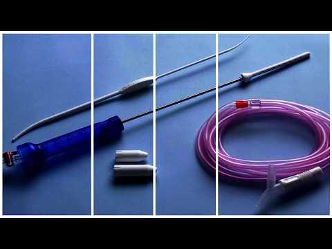 Реконструкция несостоятельного рубца на матке после кесарева сечения, клипирование маточных артерий