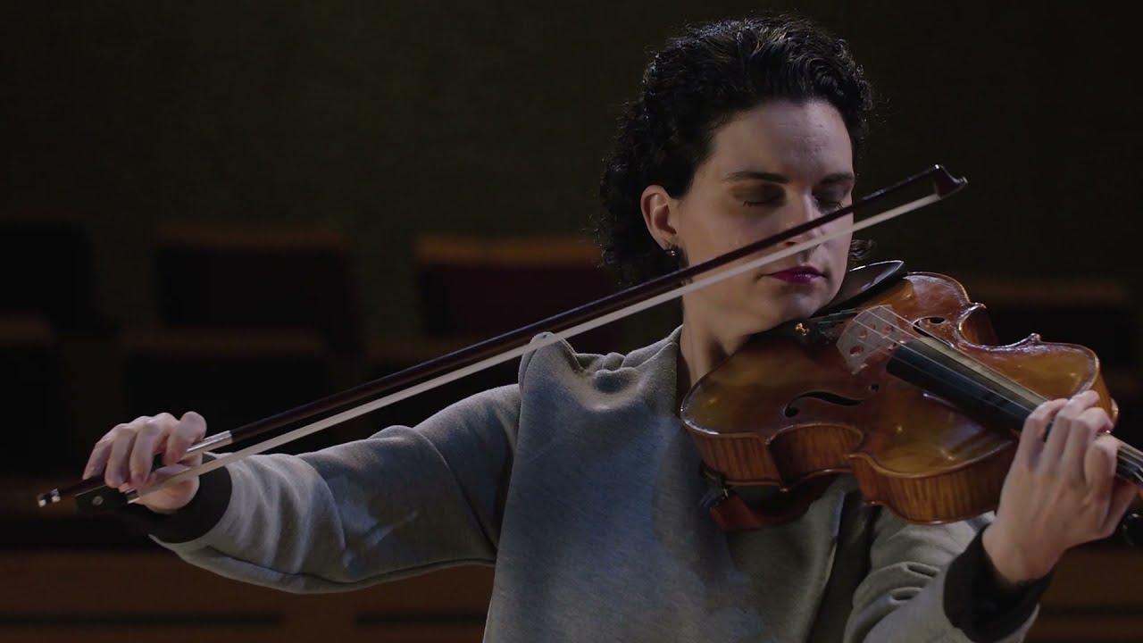 Marina Thibeault présente un récital à la American Viola Society