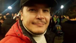 Бесплатная пицца Культурной Столицы / Happy and in Shymkent