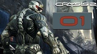 Vamos Jogar Crysis 2 detonado Missão 1: Em pleno dever - parte 1