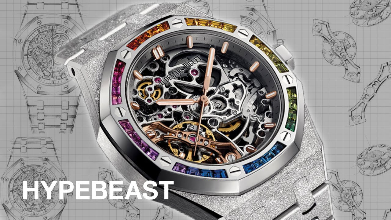 This Watch is Pinnacle of Luxury for LeBron and Jay Z | Behind The HYPE: Audemars Piguet