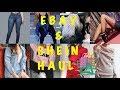 EBAY & SHEIN WINTER CLOTHING HAUL | TRY ON HAUL 2017