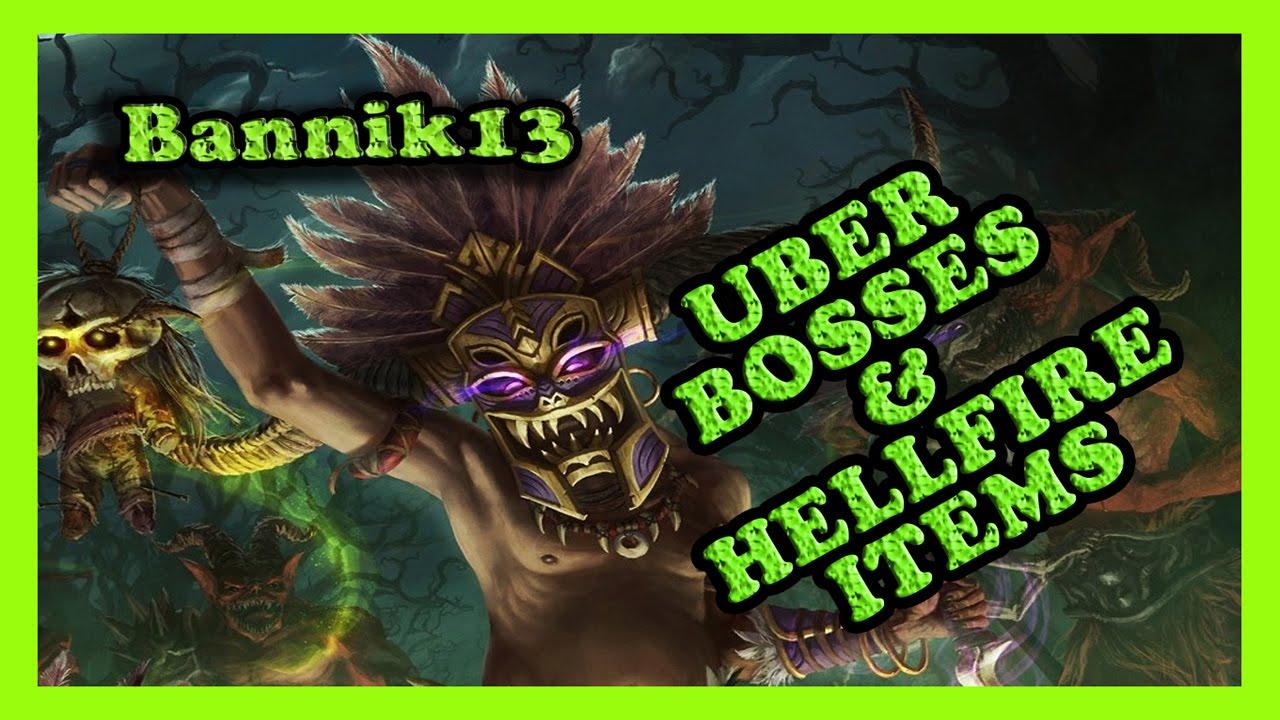 diablo 3 uber bosses and hellfire items guide youtube rh youtube com D3 Logo Diablo 3