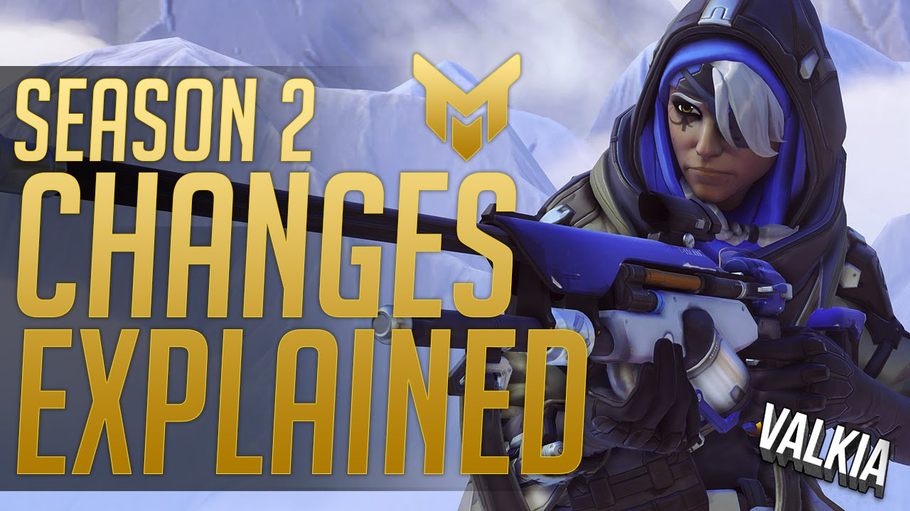 Overwatch Season 2 Changes