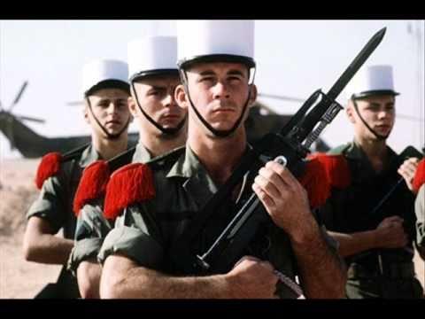 Cravate verte et képi blanc - CHANSONS de la Legion etrangere/Lieder aus der Fremdenlegion