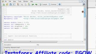 Mql4 Programming tutorial 19  OrderSend function to place buy Trade