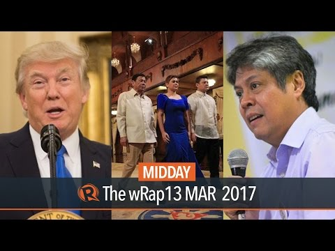 Pangilinan, Duterte, McCain | Midday wRap