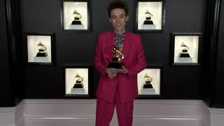 Jacob Collier One-On-One Interview | 2021 GRAMMY Awards Show
