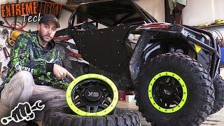 How To Install Beadlock Wheels - Extreme UTV Tech EP9