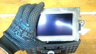 Дисплей компьютера мультимедиа Mercedes W212 A2129004900 купить