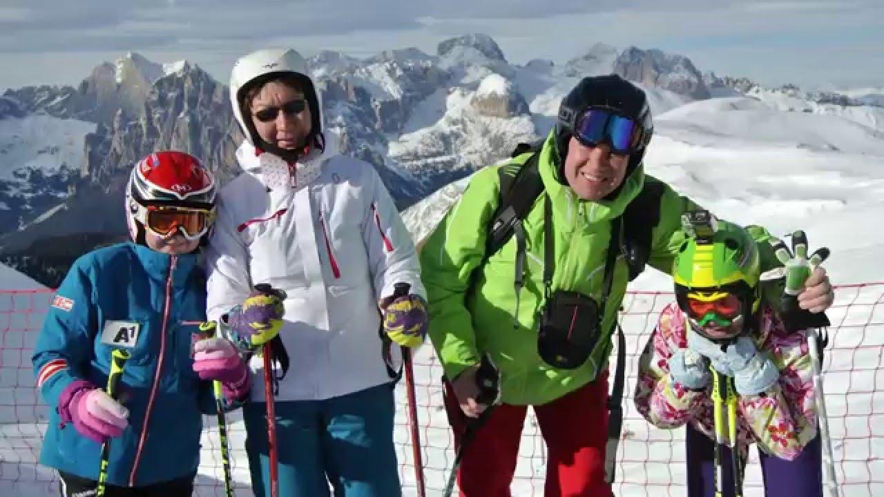 Доломитовые Альпы Новый год 2015