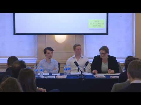 TARGETjobs Law National Pupillage Fair talks 2017 - volunteering for the Free Representation Unit